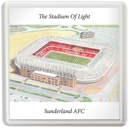 Sunderland AFC - Stadium Of Light - Coaster