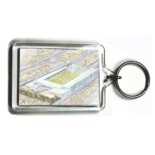 Gillingham Football Club - Priestfield Stadium - Keyring