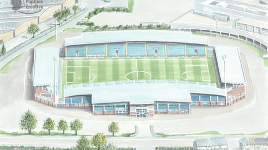 Chesterfield FC - Technique Stadium