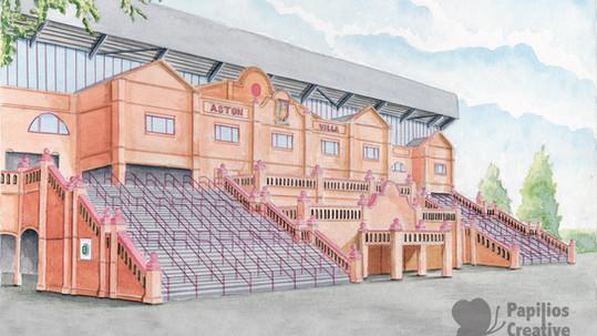 Aston Villa - The Holte End