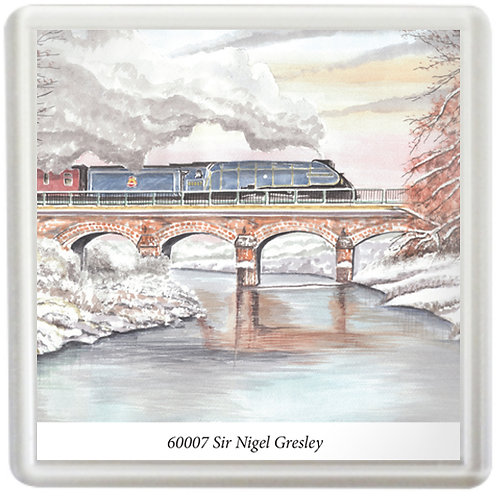 60007 Sir Nigel Gresley - Coaster