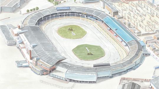 Wimbledon Greyhound Stadium