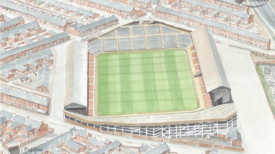 Sunderland AFC - Roker Park 1936