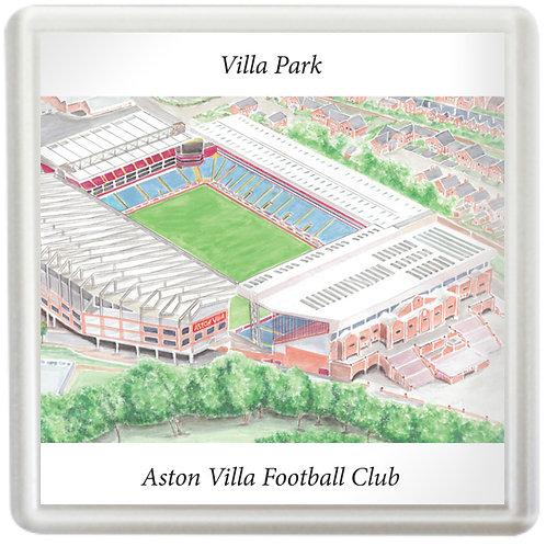 Aston Villa - Villa Park - Coaster