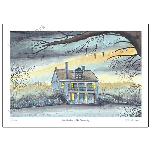 The Farmhouse, The Conquering, Print A4 or A3