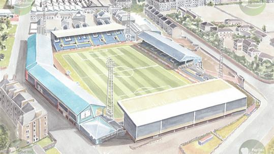 Dundee FC - Dens Park