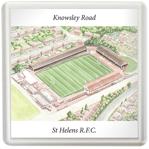 St Helens R.F.C. - Knowsley Road - Coaster