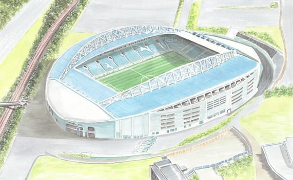 Amex Stadium - Brighton and Hove Albion