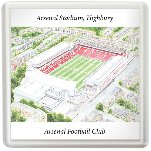 Arsenal - Arsenal Stadium, Highbury - Coaster