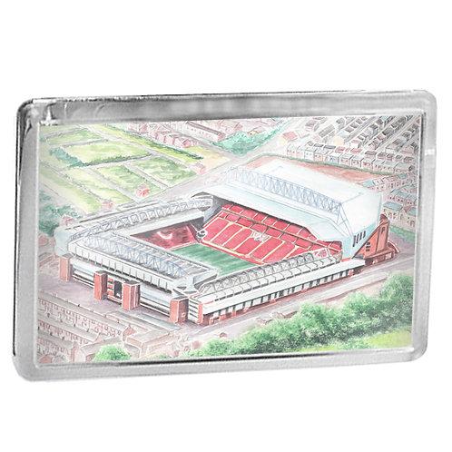 Liverpool - Anfield - Fridge Magnet