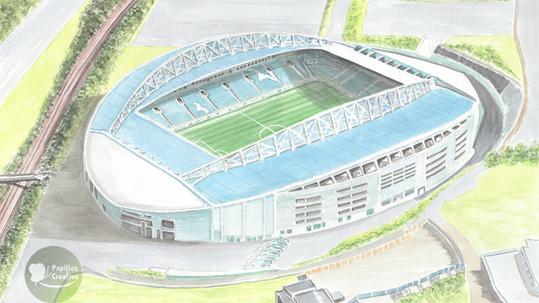Brighton and Hove Albion - Amex Stadium