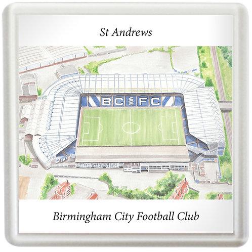 Birmingham City - St Andrews - Coaster