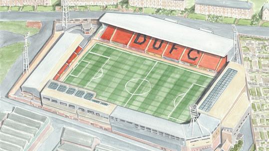 Dundee United, Tannadice Park