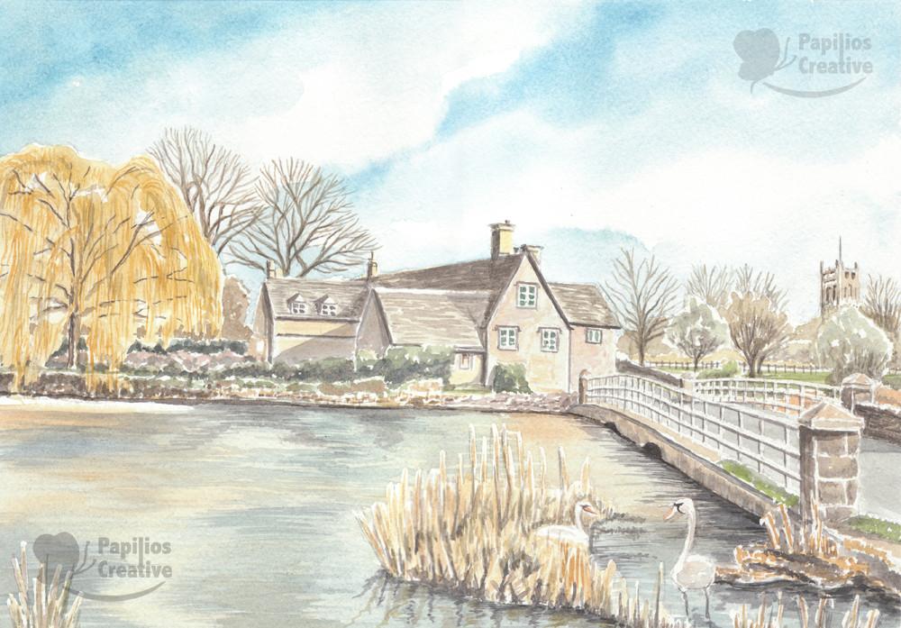 Fairford Mill