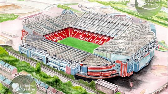 Man Utd - Old Trafford