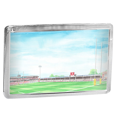 Gloucester Rugby - The Shed - Fridge Magnet