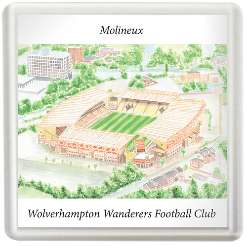 Wolverhampton Wanderers - Molineux - Coaster