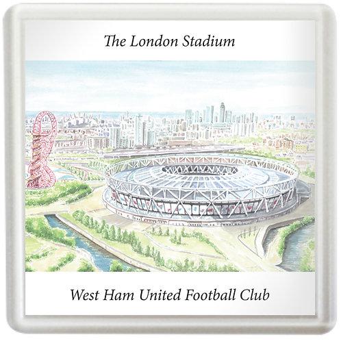 West Ham United - The London Stadium - Coaster