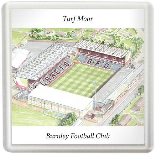 Burnley Football Club - Turf Moor - Coaster