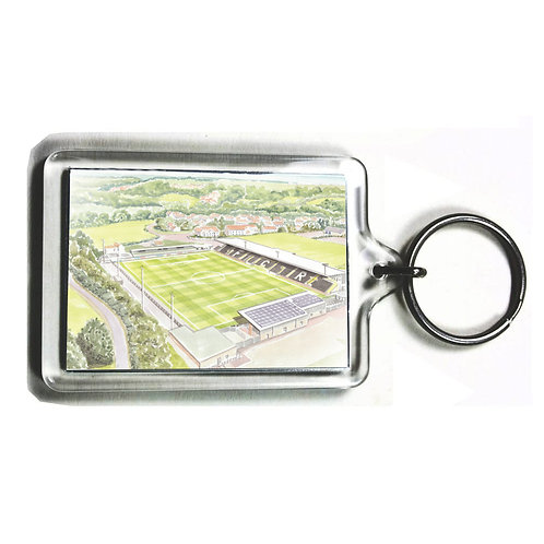 Forest Green Rovers Football Club - The New Lawn Stadium - Keyring