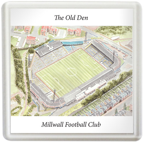 Milwall - The Old Den - Coaster