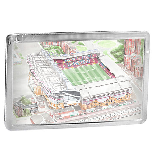 West Ham United - Upton Park - Fridge Magnet