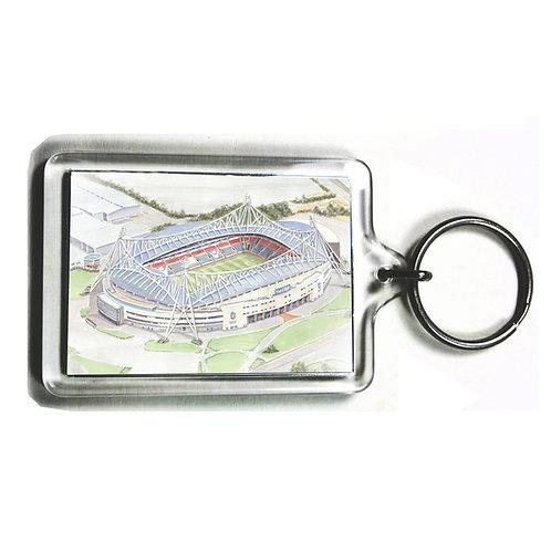 Bolton Wanderers - University of Bolton Stadium - Keyring