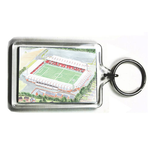 Southampton - St Marys Stadium - Keyring