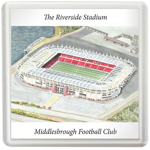 Middlesbrough FC - The Riverside Stadium - Coaster