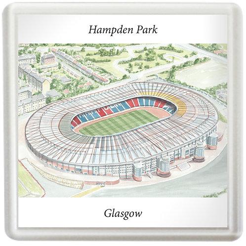 Hampden Park, Glasgow - Coaster