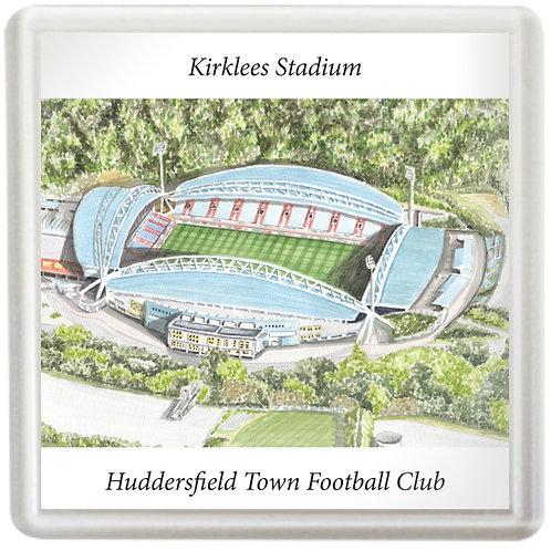 Huddersfield Town Football Club - Kirklees Stadium - Coaster