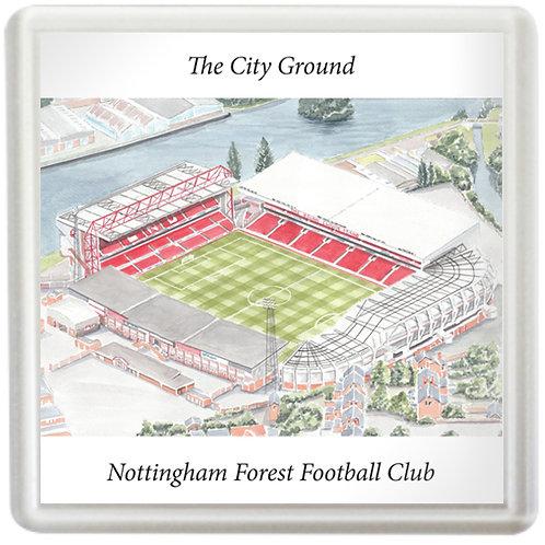 Nottingham Forest - City Ground - Coaster