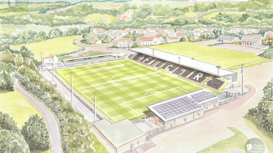 Forest Green Rovers Football Club - The New Lawn Stadium
