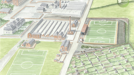 Dundee United, Tannadice Park & Surrounding Area, 1930s