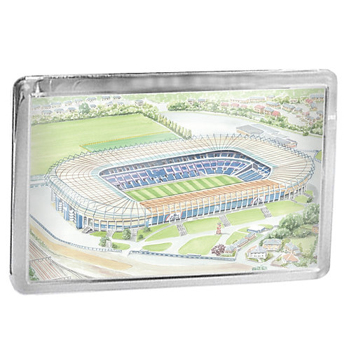 Murrayfield Stadium - Edinburgh - Fridge Magnet