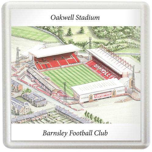 Barnsley Football Club - Oakwell Stadium - Coaster