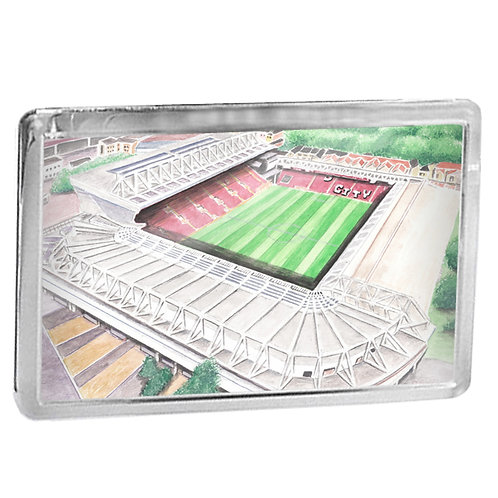 Bristol City - Ashton Gate Stadium - Fridge Magnet