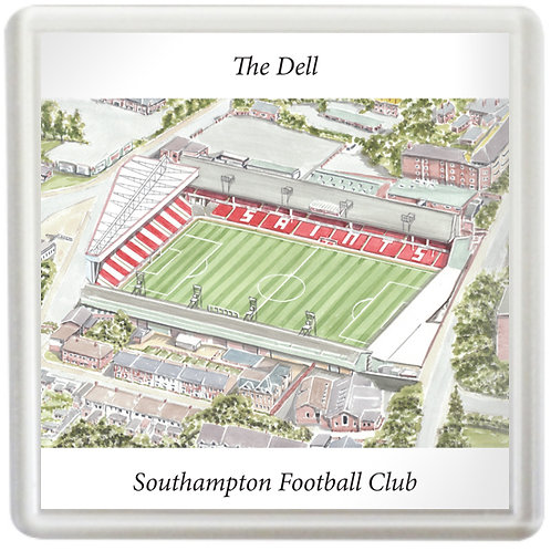 Southampton Football Club, The Dell - Coaster