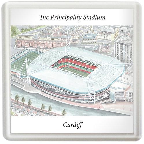 The Principality Stadium, Cardiff - Coaster
