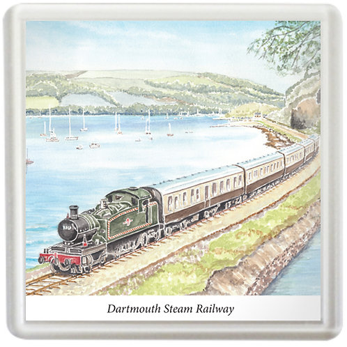 Dartmouth Steam Railway - Coaster