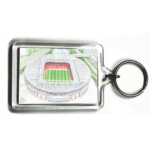 Arsenal - The Emirates Stadium - Keyring