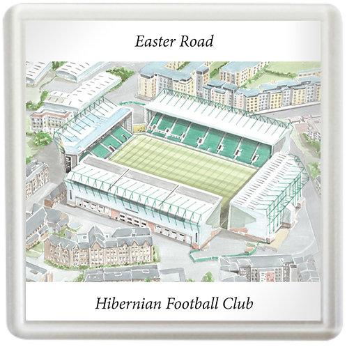 Hibernian Football Club - Easter Road - Coaster