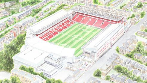 Arsenal Stadium, Highbury