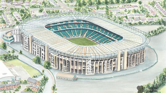 Twickenham Stadium - London