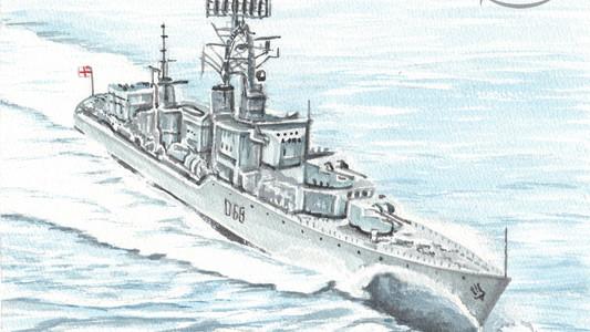 HMS Barrosa