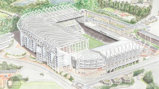 Newcastle Utd- St James' Park