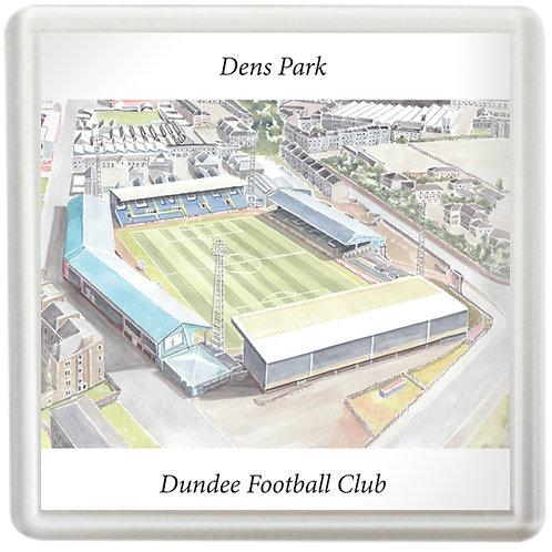Dundee Football Club - Dens Park - Coaster
