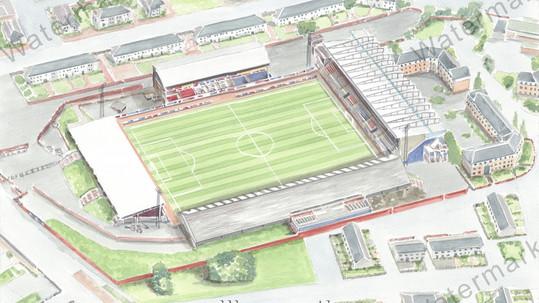 St Mirren - Love Street Stadium