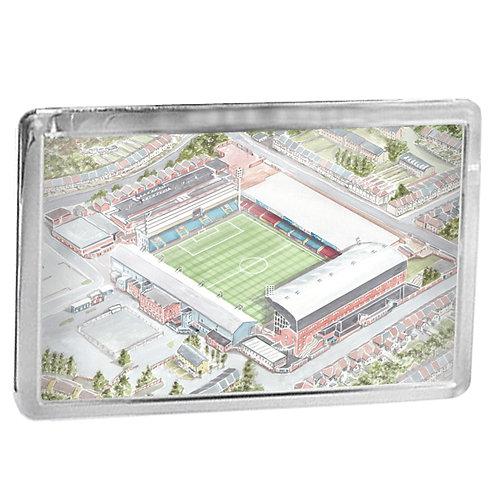 Crystal Palace Football Club - Selhurst Park - Fridge Magnet