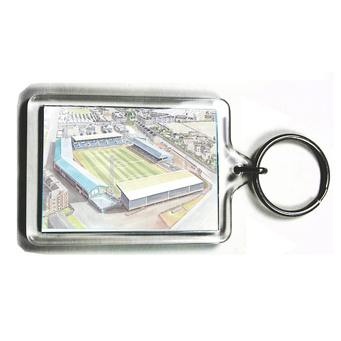 Dundee Football Club - Dens Park - Keyring